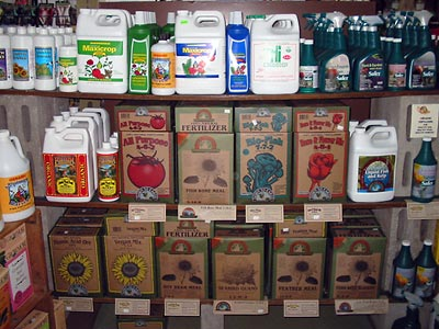 Understanding Garden Fertilizers Gardening Fertilizers