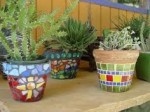 Gardening Pots, Garden Paths and Garden Water Features