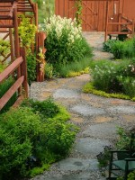 Paving the Way for Garden Paths