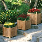 Colour Co-ordinate Window Flower Boxes/Garden Pots and Planters