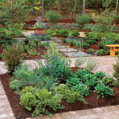 Good Garden Ideas Pictures | Native Garden Design