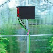 Greenhouse Watering system