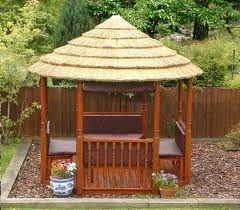pavilions and gazebos - garden landscape ideas
