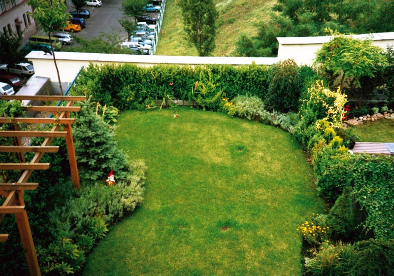 rooftop gardens and roof gardening ideas