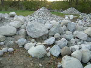 stones for dry stone walls