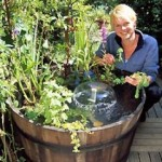 water gardening ideas