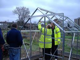 Buying and Erecting Greenhouses