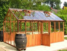 Caring for Wooden Greenhouses
